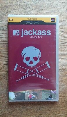 JACKASS Vol. 2 PSP UMD Video NEW Johnny Knoxville