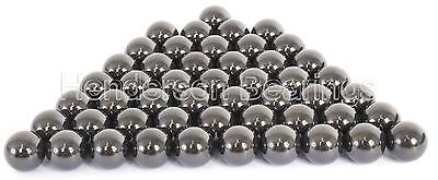 6.5mm Silicon Nitride Si3N4 Grade 5 Metric Balls, Faster, Harder (Pack-of-50)