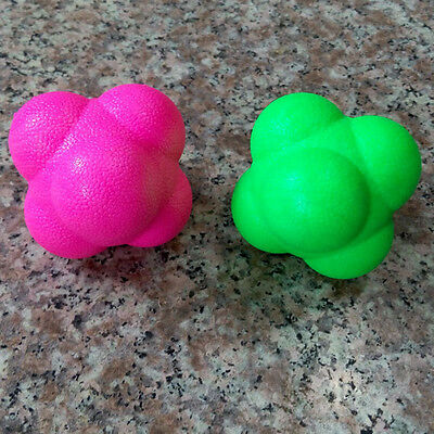 Reaction Balls Size Speed Agility Reflex Coordination Training Random Color