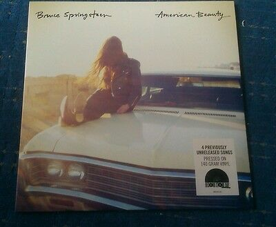 Bruce springsteen American Beauty vinyl  record store day 2014, (12 INCH ) progr