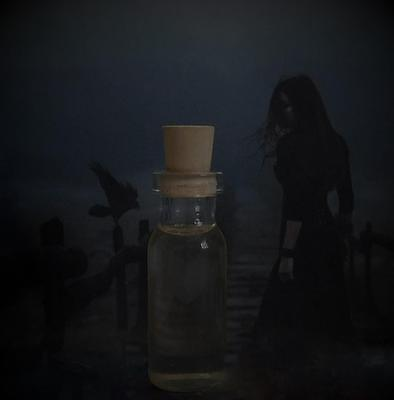 BETWEEN THE WORLDS Potion Ritual Oil Anointing Oil Spell Wicca Witchcraft Occult