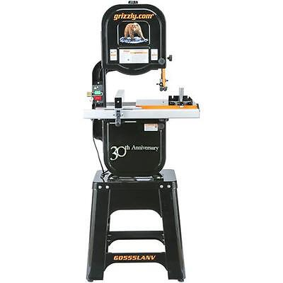 "G0555LANV Grizzly 14"" Deluxe Bandsaw - Anniversary Edition"