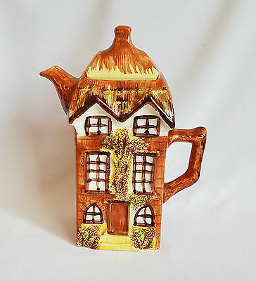 Charming 1940's Price Kensington Cottage Ware Hand Painted Coffee Pot