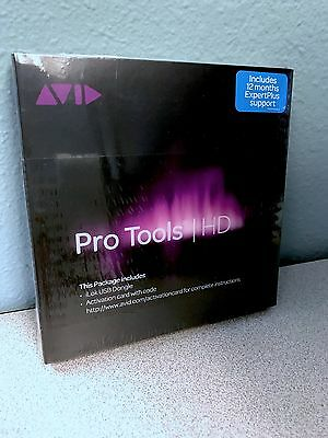 Pro Tools HD12 (12) Software Activation With ilok2 New Sealed Unregistered