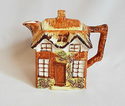Charming 1940's Price Kensington Cottage Ware Hand Painted Teapot