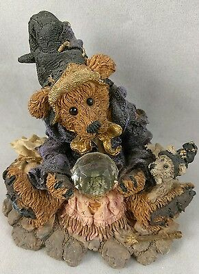 Boyds Bear and Friends Wilson The Wonderful Wizard Of Wuz 2261