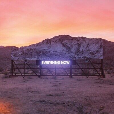 Everything Now (Day Version) - Arcade Fire (Album) [CD]