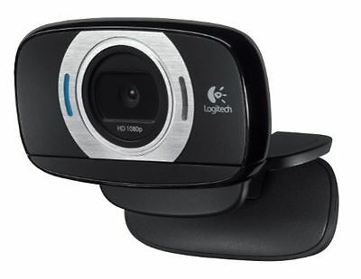 Logitech 960-000735 HD C615 WEBCAM BRAND NEW / BOXED