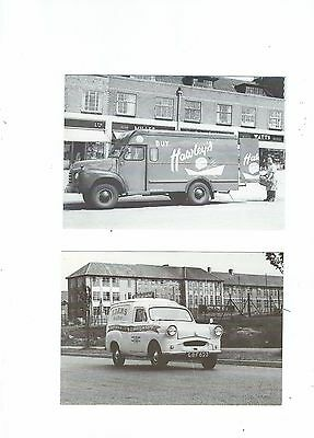 Commercial Vehicles  4 More  Postcards Bread And Butter Related