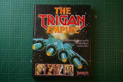 The Trigan Empire: A Fantastic World of Space and Conflict: 1st 1978 HB VGC RARE