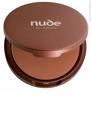 NUDE BY NATURE Pressed Matte Mineral Bronzer 10 g