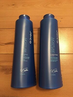 Joico Moisture Recovery Shampoo & Conditioner Litre Bottles