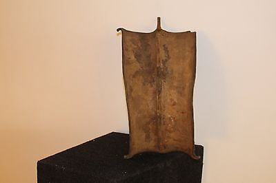 Antique Warrior shieldsToposa tribe primitive art Sudan Africa