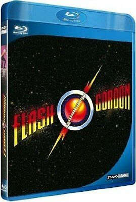 FLASH GORDON Blu Ray NEUF SOUS BLISTER