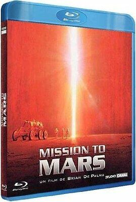MISSION TO MARS Blu Ray NEUF SOUS BLISTER
