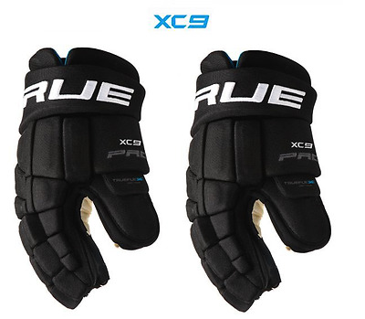 """True XC9 Pro Z Palm Hockey Gloves with Zipper Replacement Palms! 12"""" 13"""" 14"""""""