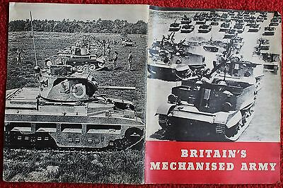 Britain's Mechanised Army - Ww2 Magazine Home Front