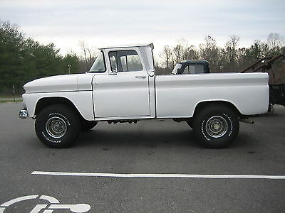 1963 Chevrolet C/K Pickup 1500 4X4 Short Bed pickup Truck 1963 CHEVY K10 C10 4X4 SHORT BED TRUCK 350 POWER STEERING BRAKES