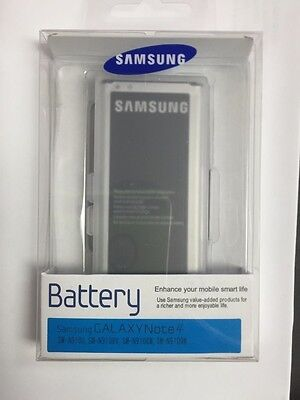 NEW ORIGINAL GENUINE SAMSUNG EB-BN910BBE 3220mAh BATTERY FOR GALAXY NOTE 4 N910