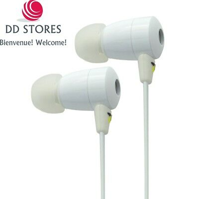 IT7 Audio stéréo intra-auriculaires-Blanc