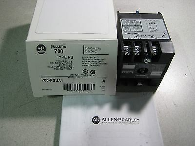 Allen Bradley Bulletin 700 Type PSUA1 Solid State Timing Relay. Free Shipping!!!