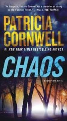 NEW Chaos By Patricia Cornwell Paperback Free Shipping