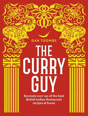 NEW The Curry Guy By Dan Toombs Hardcover Free Shipping