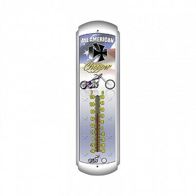 All American Thermometer - Hand Made in the USA with American Steel