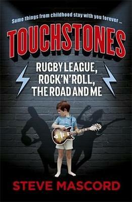 NEW Touchstones By Steve Mascord Paperback Free Shipping