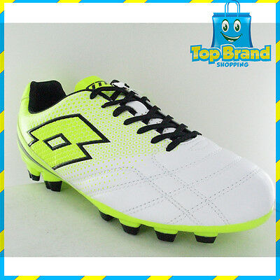 Lotto Mens Football Soccer Boots Training Sports Spider 700 XIII FGT L S7248