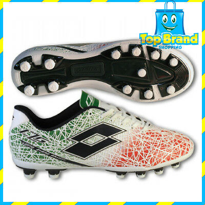 Lotto Mens Football Soccer Boots Training Sports LZG VIII 200 FG S7145