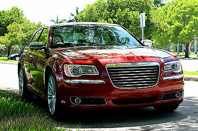 2013 Chrysler 300 Series  2013 CHRYSLER 300 C HEMI LEATHER S 2014 2012 Dodge Charger Chevrolet Impala 300C