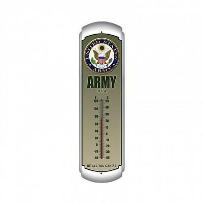 United States Army Thermometer - Hand Made in the USA with American Steel