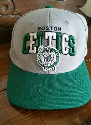 MITCHELL & NESS Boston Celtics Hardwood Classics Snapback NBA CAP HAT