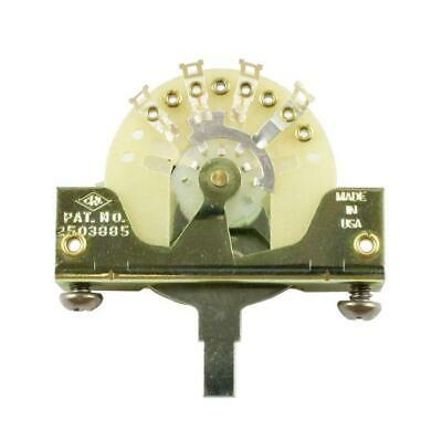 NEW! Fender Pure Vintage 5-Position Pickup Selector Switch (003-8929-049)