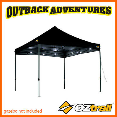 OZtrail UNIVERSAL LED MAGNETIC CAMPING GAZEBO LIGHTING KIT