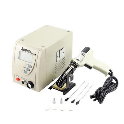 Display Desoldering Station Iron Gun ZD-915 140W Vacuum Professional Removal