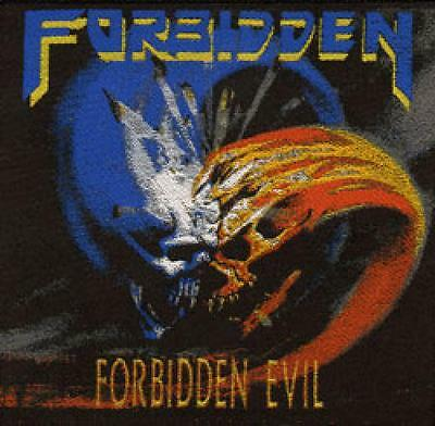 FORBIDDEN Forbidden Evil Patch/Aufnäher 601516 #