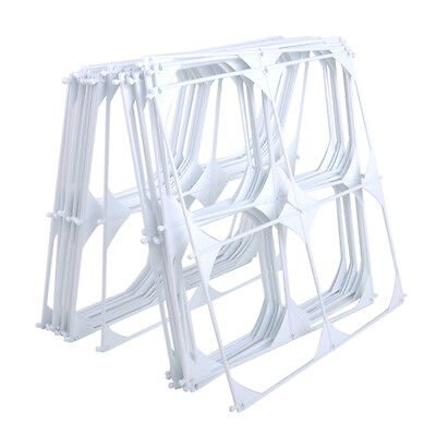 20pcs Square 4 Grid Balloon Modeling Wedding Party Holder Tools Wall Decoration