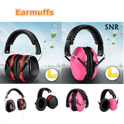 Foldable Ear Muffs Hunting Shooting Electronic Noise Protection 26-32DB Earmuffs