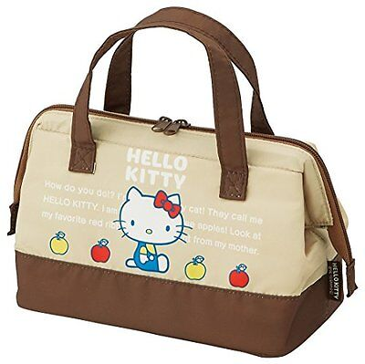 Insulated lunch bag lunch back Hello Kitty 70's Sanrio KGA1