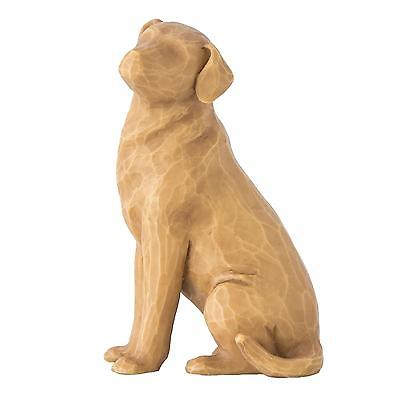 Willow Tree 27682 Love My Dog Light Golden