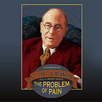 The Problem of Pain by C. S. Lewis CD 2000 Unabridged