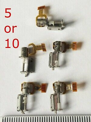 Micro Screw Stepper Motors Miniature 2-phase 4-wire Stepping Motor