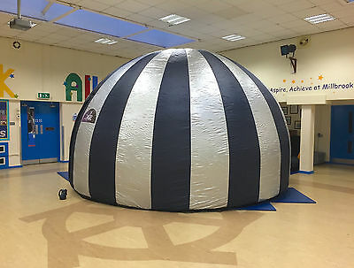 5m ASE Inflatable Dome + Fan
