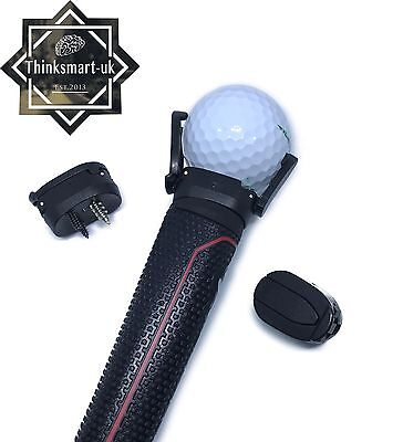 Golf Ball Retriever Pick up Retractable putter claw sucker Grab Aid Back Saver
