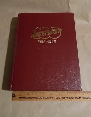 RARE Book SEARS New Century CATALOG Celebrating 100 Years 1886-1986 Hardback