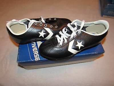 Vintage Converse Official Soccer Shoe Size 4.5 Made In Usa New Old Stock
