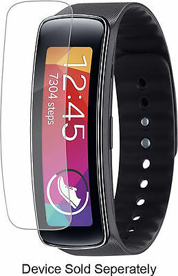 ZAGG - Invisibleshield for Samsung Galaxy Gear Fit Watch Screen protector
