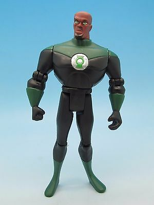 """Justice League Unlimited Loose 4.5/"""" STARMAN Blue Figure MattyCollector Exclusive"""